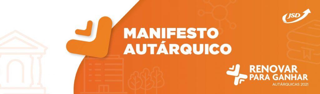 JSD apresenta Manifesto Autárquico 2021: Renovar Para Ganhar
